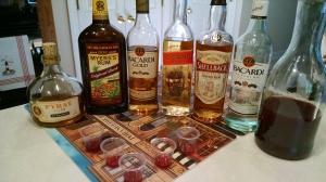 Sangria-Rum