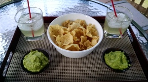 Guac appetizer