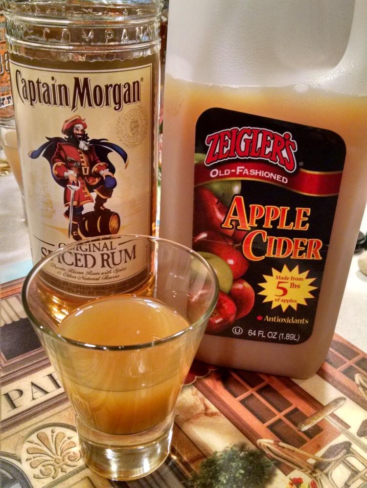 Cider Spiced Rum