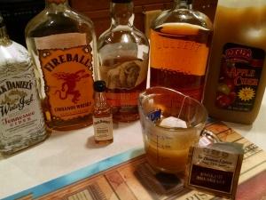 Cider Tea Bourbon
