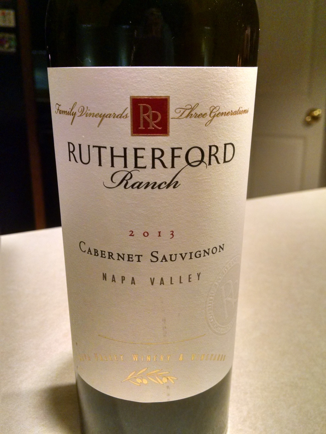 Rutherford Ranch Cab