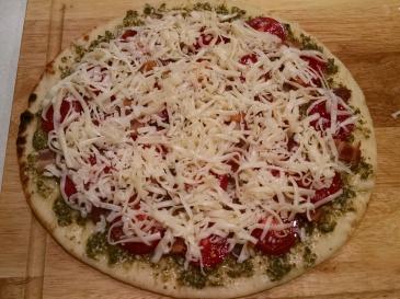 BaconPestoPizza4