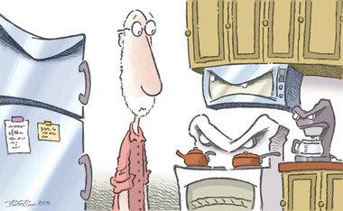 Appliances1 Illustration by Bob Rich