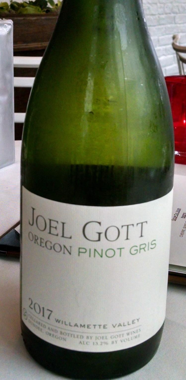 Joel Gott Pinot Gris (2)