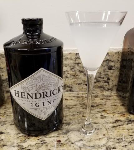 Hendrick's Gimlet2
