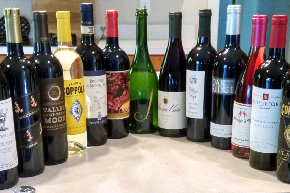 Recommending Wines